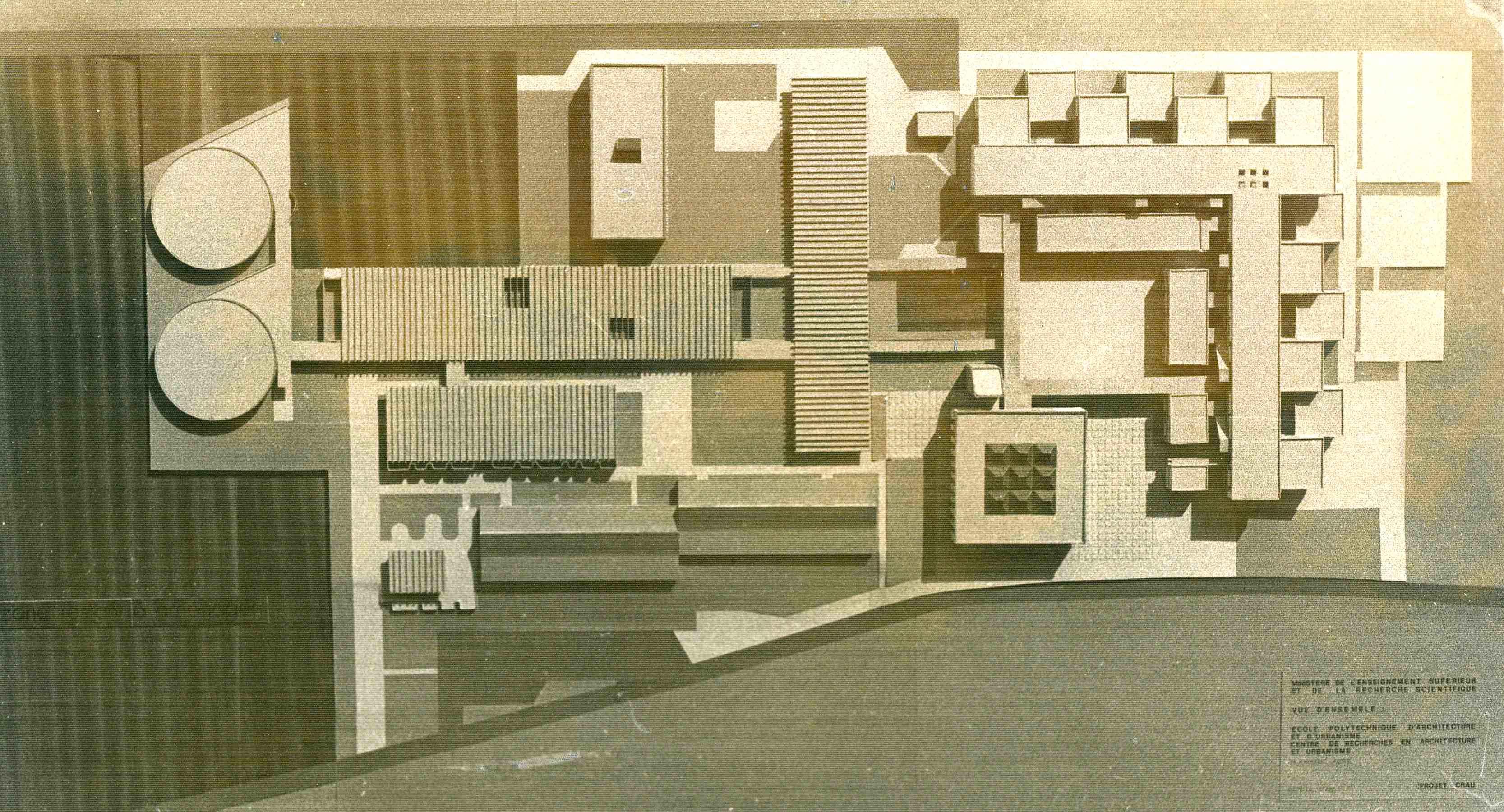 Architecture u jean jacques deluz archives d architecte
